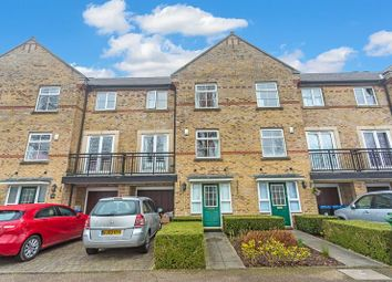 Thumbnail 4 bed town house for sale in Coldstream Road, The Village, Caterham