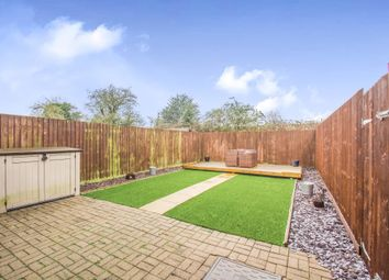 Thumbnail 4 bed end terrace house for sale in Heol-Y-Frenhines, Dinas Powys
