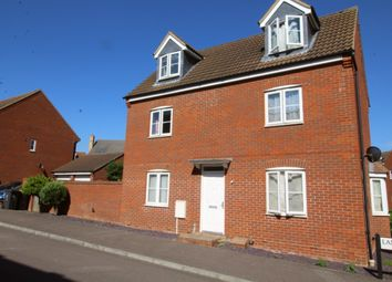 Thumbnail 4 bed end terrace house for sale in Langlands Road, Bedford, Bedfordshire