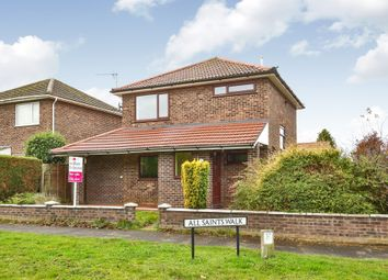 Thumbnail 3 bed detached house for sale in Burgh Lane, Mattishall, Dereham