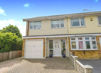 Thumbnail 4 bed end terrace house for sale in High Street, Great Wakering