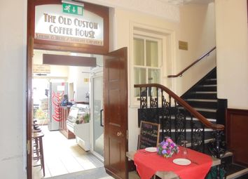 Thumbnail Restaurant/cafe for sale in Harbour Parade, Ramsgate