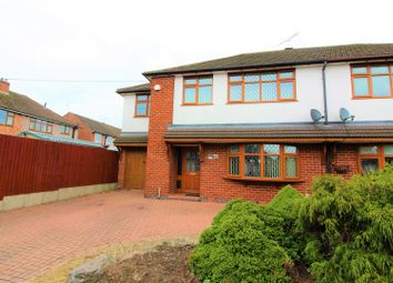 Thumbnail 5 bed semi-detached house for sale in Rylston Avenue, Coventry