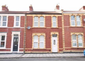 Thumbnail 3 bed terraced house for sale in Walton Road, Shirehampton, Bristol