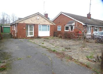 Thumbnail 2 bed bungalow to rent in Elm Grove, Woburn Sands, Milton Keynes