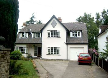 Thumbnail 5 bedroom detached house to rent in Rossmoyne, Cheadle H