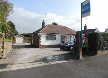 Thumbnail 3 bed detached bungalow for sale in Manor Road, Marple, Stockport