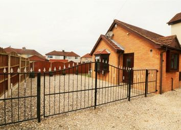 Thumbnail 2 bed terraced bungalow for sale in Harpenden Close, Dunscroft, Doncaster, South Yorkshire