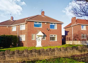 Thumbnail 3 bed end terrace house for sale in Doncaster Road, Doncaster