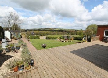 Thumbnail 3 bed detached bungalow for sale in Stone Road, Hill Chorlton, Newcastle-Under-Lyme