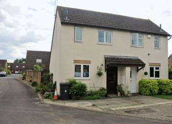 Thumbnail 2 bed semi-detached house for sale in Milford Close, Longlevens, Gloucester