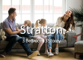 "Thumbnail 3 bed property for sale in ""Stratton"" at Westway, Eastfield, Scarborough"
