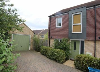 Thumbnail 2 bedroom end terrace house for sale in King George Way, Sewardstone