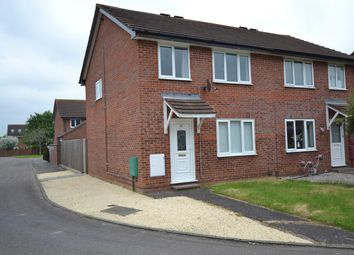 Thumbnail 3 bed end terrace house to rent in Cliff Bastin Close, Broadfields, Exeter