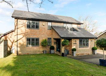 Thumbnail 4 bedroom detached house for sale in Ballinger Road, South Heath, Great Missenden, Buckinghamshire