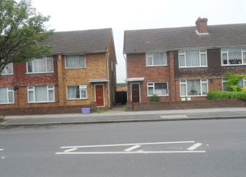 Thumbnail 2 bed flat to rent in Wide Way, Mitcham, London