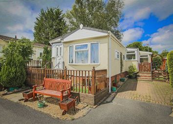 Thumbnail 1 bed mobile/park home for sale in Pendle View, West Bradford, Lancashire