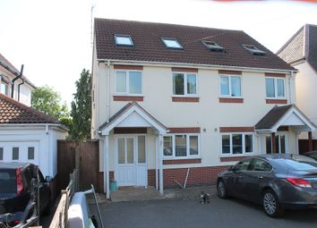 Thumbnail 3 bed semi-detached house for sale in Braunstone Lane East, Leicester