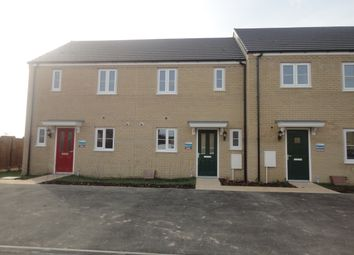 Thumbnail 2 bedroom terraced house to rent in Stour Close, Spalding