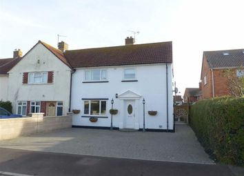 Thumbnail 3 bed end terrace house for sale in Ludlow Road, Weymouth, Dorset