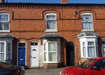 Thumbnail 1 bed terraced house to rent in Madeley Road, Sparkbrook, Birmingham