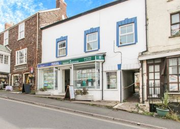 Thumbnail 2 bed maisonette for sale in High Street, Wiveliscombe, Taunton