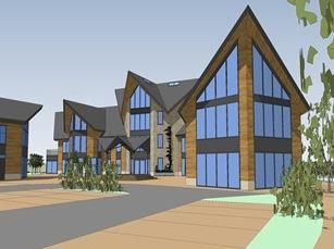 Thumbnail Retail premises to let in The Piazza Phase II, Mercia Marina, Findern Lane, Willington, Derbyshire