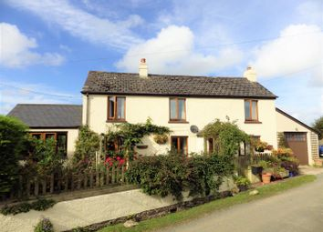 Thumbnail 3 bed cottage for sale in Western Side, Clawton, Holsworthy