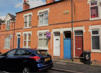 Thumbnail 2 bed terraced house for sale in Livingstone Street, Leicester
