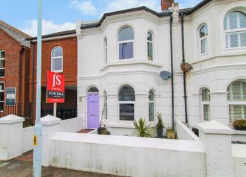 Thumbnail 3 bed end terrace house for sale in Queen Street, Broadwater, Worthing
