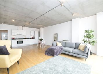 Thumbnail 2 bed flat for sale in Andrews Road, Hackney