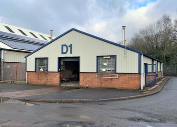 Thumbnail Warehouse to let in Unit D1, Court 2000, Bridgnorth Road, Telford, Shropshire