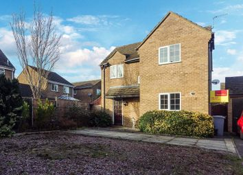 Thumbnail 4 bed detached house to rent in Hollybush Road, Carterton, Oxfordshire