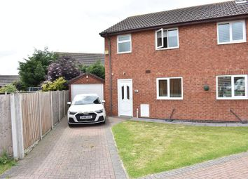 Thumbnail 2 bed semi-detached house for sale in Ffordd Nant, Kinmel Bay, Rhyl