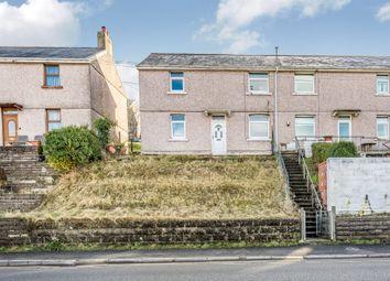 Thumbnail 3 bed semi-detached house for sale in Heol Llangeinor, Llangeinor, Bridgend