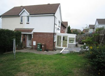 Thumbnail 1 bed end terrace house to rent in Coleman Drive, Staddiscombe, Plymouth