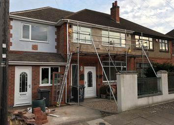 Thumbnail 5 bedroom semi-detached house for sale in Wiltshire Road, Leicester