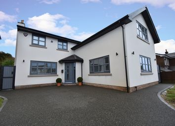 Thumbnail 5 bed detached house for sale in Sergeants Lane, Whitefield, Manchester