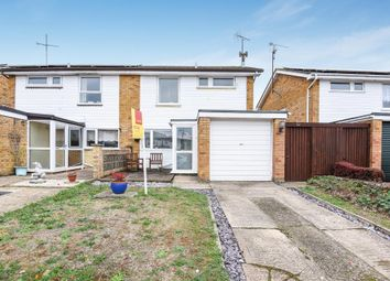 Thumbnail 3 bed semi-detached house for sale in Carterton, Oxfordshire