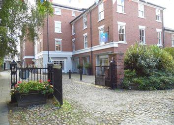 Thumbnail 2 bed flat to rent in Church Lane, Nantwich