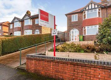 3 bed semi-detached house for sale in Chester Road, Stockton Heath, Warrington, Cheshire WA4