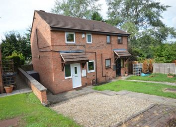 Thumbnail 2 bed semi-detached house for sale in Tynedale Court, Meanwood, Leeds
