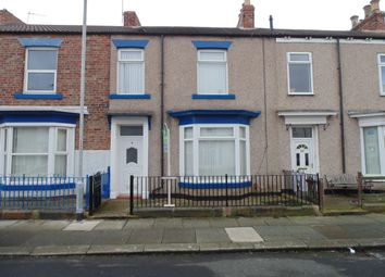 Thumbnail 3 bed terraced house to rent in Louisa Street, Darlington