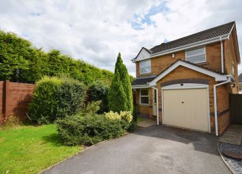 Thumbnail 3 bed detached house for sale in Oak Mount Road, Werrington, Stoke-On-Trent