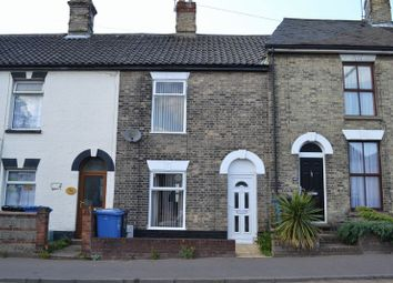 Thumbnail 3 bedroom terraced house to rent in Carrow Road, Norwich