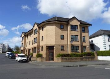 Thumbnail 2 bed flat for sale in Viewmount Drive, Glasgow