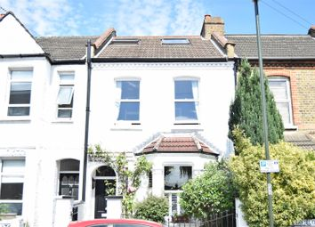 Thumbnail 3 bedroom terraced house for sale in Garfield Road, London