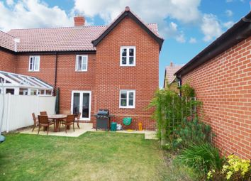 Thumbnail 3 bedroom property for sale in Nelson Close, Poringland