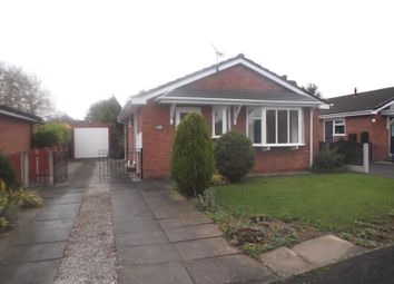 Thumbnail 2 bed bungalow to rent in Tewkesbury Close, Middlewich