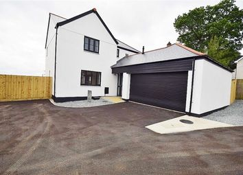 Thumbnail 4 bed detached house for sale in Pedlars Orchard, Launceston, Cornwall